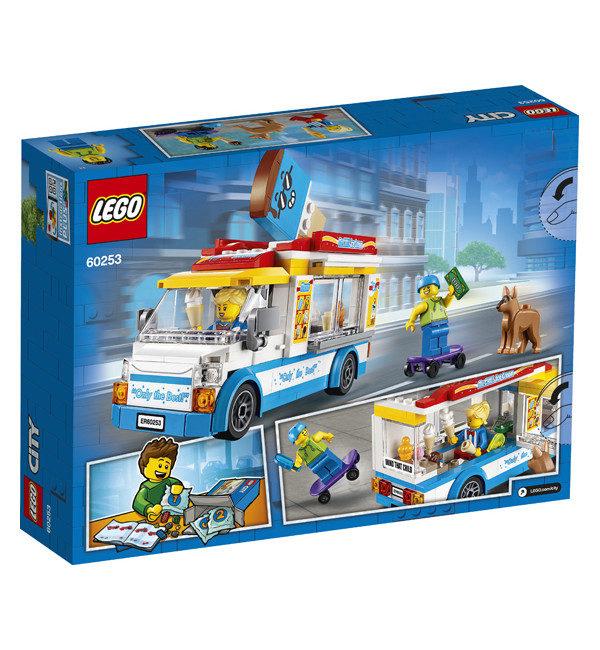 Pompeii Catastrophic Maxim  LEGO CITY 60253 FURGONE GELATI - Toys Company - Giocattoli.